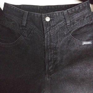 "Rocky Mountain ""Rockies"" Black Jeans Size 29"